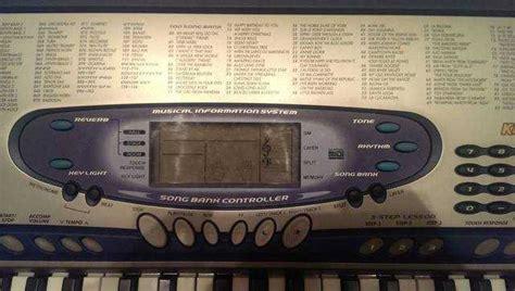 Keyboard Casio Lk 65 casio light up electronic keyboard model lk 65 for sale in