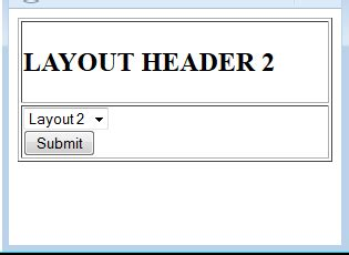 mvc layout page javascript dynamically load asp net mvc layout page on dropdownlist