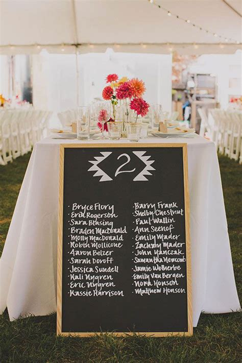 10 special diy wedding guest cards and seating 10 special diy wedding guest cards and seating charts pinkous
