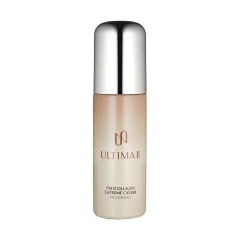 Serum Ultima jual ultima ii pro collagen supreme caviar essence