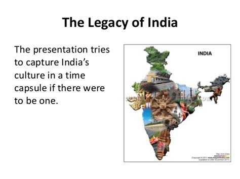 the legacy of the the legacy of india
