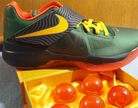 Along With The Gods Zoom | nike id zoom kd iv quot god of the dragon quot sbd