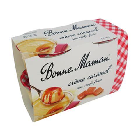 Maison Du Monde Bebe 3951 by Cr 232 Me Caramel Bonne Maman 4x100g Drive Auchan