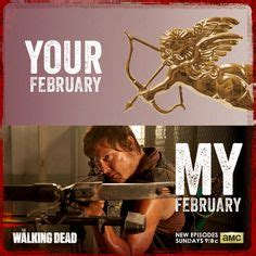Walking Dead Valentines Day Meme - 1000 images about the walking dead daryl dixon norman