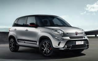 Fiat L500 Fiat 500l Trekking The Tough Affordable Mpv