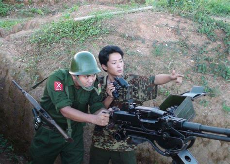 What Does Kia In The Army Kachin Battle Rages On The Kachinland News