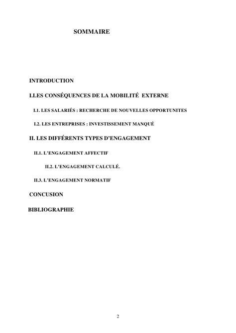 Modèles De Lettre D Engagement Mobilite Professionnelle Et Engagement Ezzeddine Mbarek