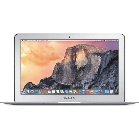 Apple Macbook Air Notebook Mc233zp A apple 11 6 quot macbook air laptop computer early 2015 b h