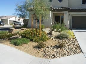 30 photos of front yard desert landscaping with curb