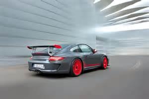 2010 Porsche Gt3 2010 Porsche 911 Gt3 Rs