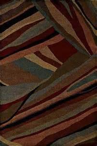 Earth Tone Area Rugs Shaw Multi Lines 5x8 Modern Striped Earth Tone Area Rug Approx 5 3 X 7 10 Ebay