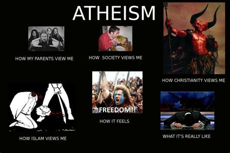 Atheist Vs Christian Meme - some cartoons on atheism 171 blueollie