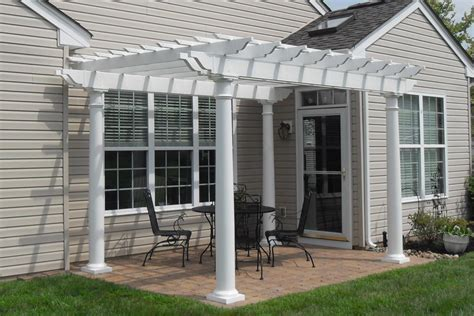 Backyard Pergola Ideas Triyae Pergola Ideas For Backyard Various Design Inspiration For Backyard