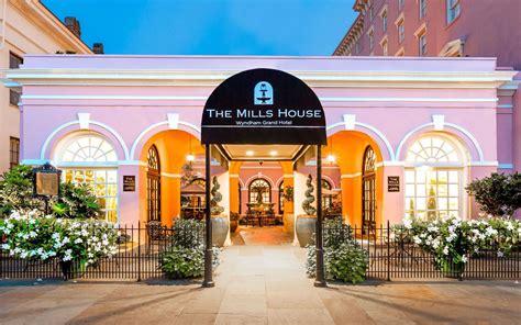the mills house photos