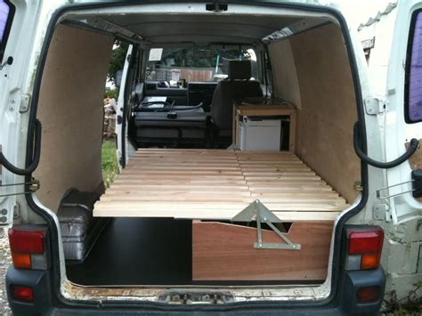 design expert forum self made wooden seat beds pics please page 2 vw t4