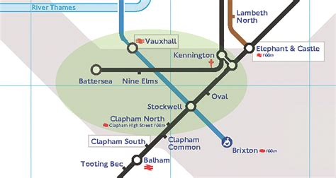 tube map 2015 northern line occupational health on the northern line extension