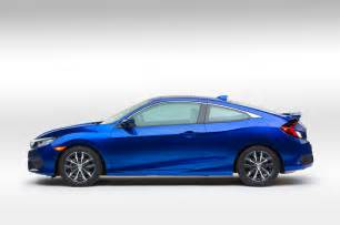 Honda Civic Coupe 2016 Honda Civic Coupe Look Review Motor Trend