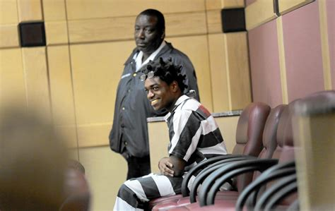Being Incarcerated Now Trendy by Kodakblack1k Previews New Songs From Houston Trend