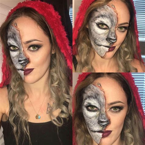 Shamelessly Bad Idea Of The Day Richie And To Be C Counselors On New Season Of The Simple by 17 Best Ideas About Wolf Makeup On Wolf