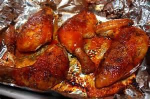 barbeque chicken recipe dishmaps