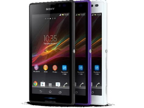 sony xperia c price specifications features comparison