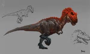 animal study tyrannosaur by raph04art on deviantart
