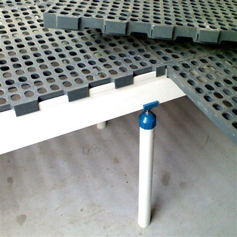 Kandang Acrylic anti corrosion pig farming equipment fiberglass support beam for plastic pig slat ideal