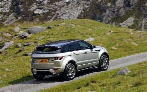 range rover evoque price canada land rover announces canadian prices evoque model