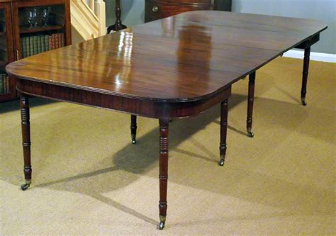 Antique Mahogany Dining Table by Antique Extending Table Georgian Mahogany Dining Table