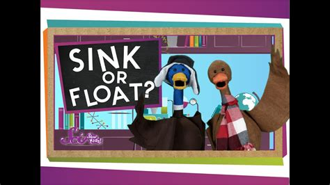 Why Things Sink by Float Or Sink Why Do Things Float Why Do Things