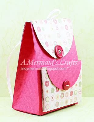 Miniso Backpack By Treat N a mermaids crafts decorate to celebrate 58 back to school