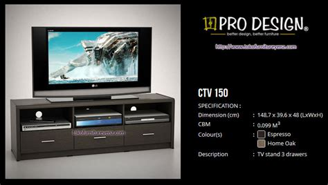 Rak Tv Imax Royal jual ctv 150 pro design rak tv minimalis modern promo