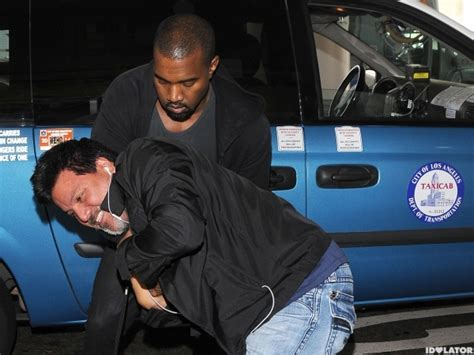 Attacks The Paparazzi With Umbrella by Kanye West Sentenced To For The Assaulted On A