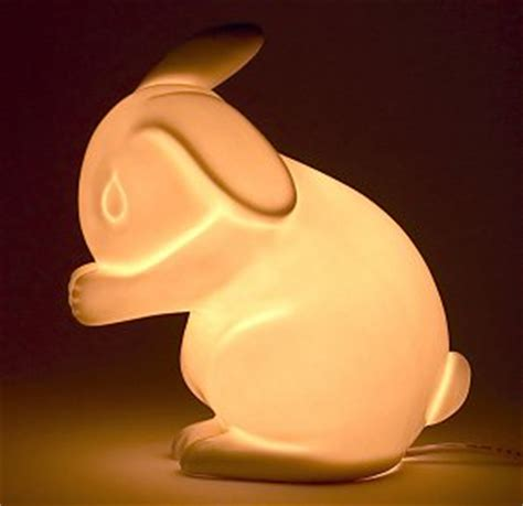 childrens lights white rabbit company s bunny rabbit light uk home