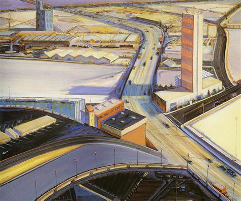 wayne thiebaud landscapes wayne thiebaud landscape www imgkid the image kid