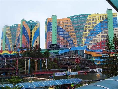 theme hotel genting highland theme park view from room picture of first world hotel