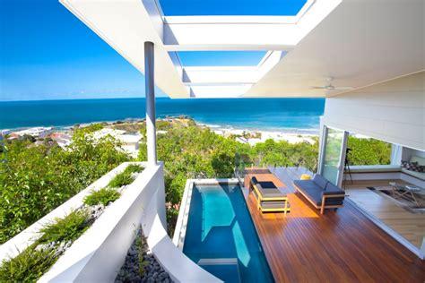 home designs queensland australia coolum bays beach house in queensland australia