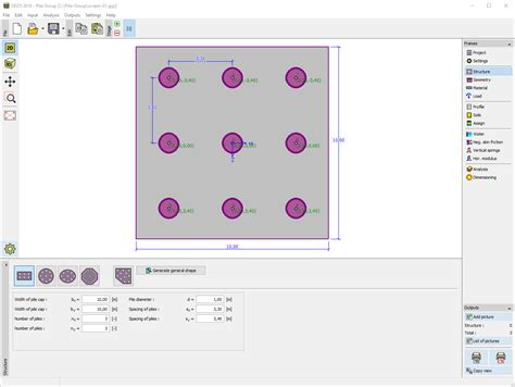 Sheet Pile Design Spreadsheet by Pile Foundation Design Spreadsheet And Sheet Pile Design