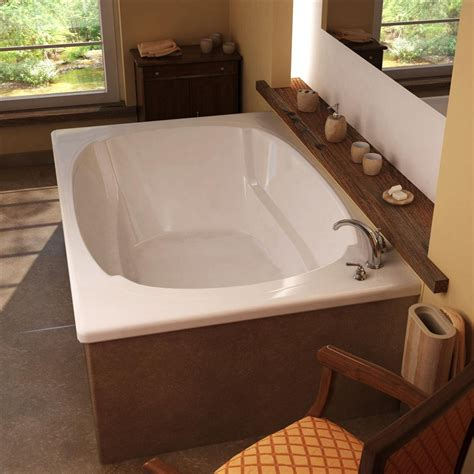 48 inch bathtub atlantis tubs 4878c charleston 48 x 78 x 23 inch
