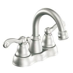 moen traditional 2 handle hi arc bathroom faucet at menards 174