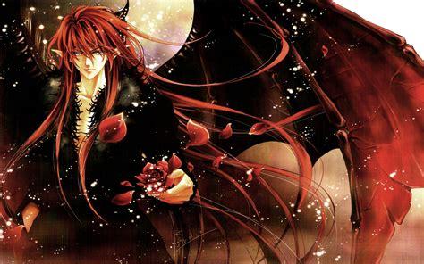 wallpaper anime devil anime devil male wallpaper