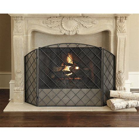 fire place cover darboux fireplace screen