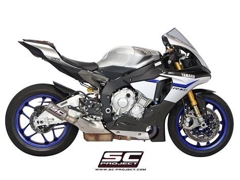 Sc Project Exhaust Yamaha R1 2016 Crt Titanium 1 sc project shop yamaha yzf r1 r1m 15 17 silencieux cr t