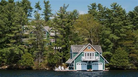 cottage country shows early immunity to gta real estate