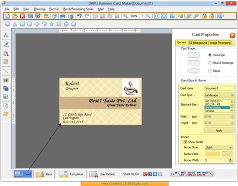 free software to make business cards business card app for pc image collections card design