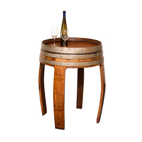 sonoma barrel table wine barrel furniture
