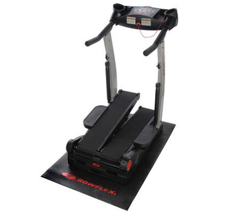 Bowflex Treadclimber Mat by Bowflex Treadclimber Tc3000 With 12 Intensity Settings