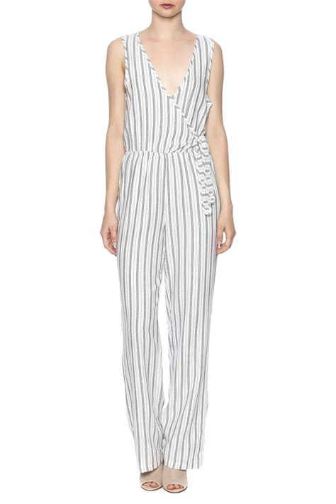 cupcakes stripe jumpsuit from avalon by tiger shoptiques