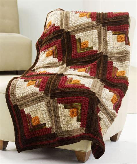 design pattern logger 21 best images about crochet afghans log cabin on
