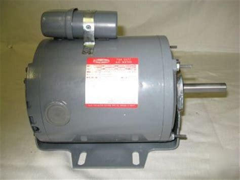 permanent split capacitor ac induction motor dayton permanent split capacitor motor ac 1 4hp 3m340